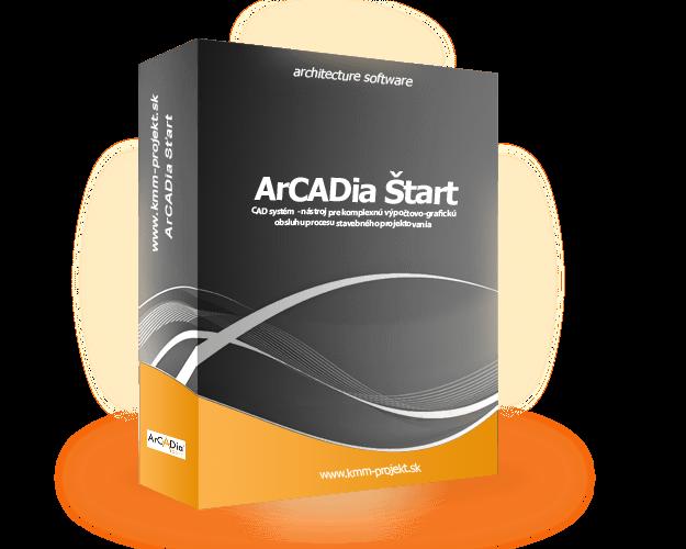 Box CAD system ArCADia