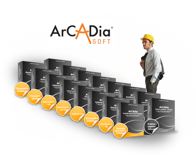 ArCADia tools family