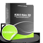 R3D3 Rám 3D